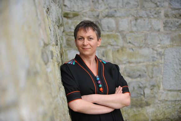 Anne Enright: What You Have To Do Is Not Leave The House