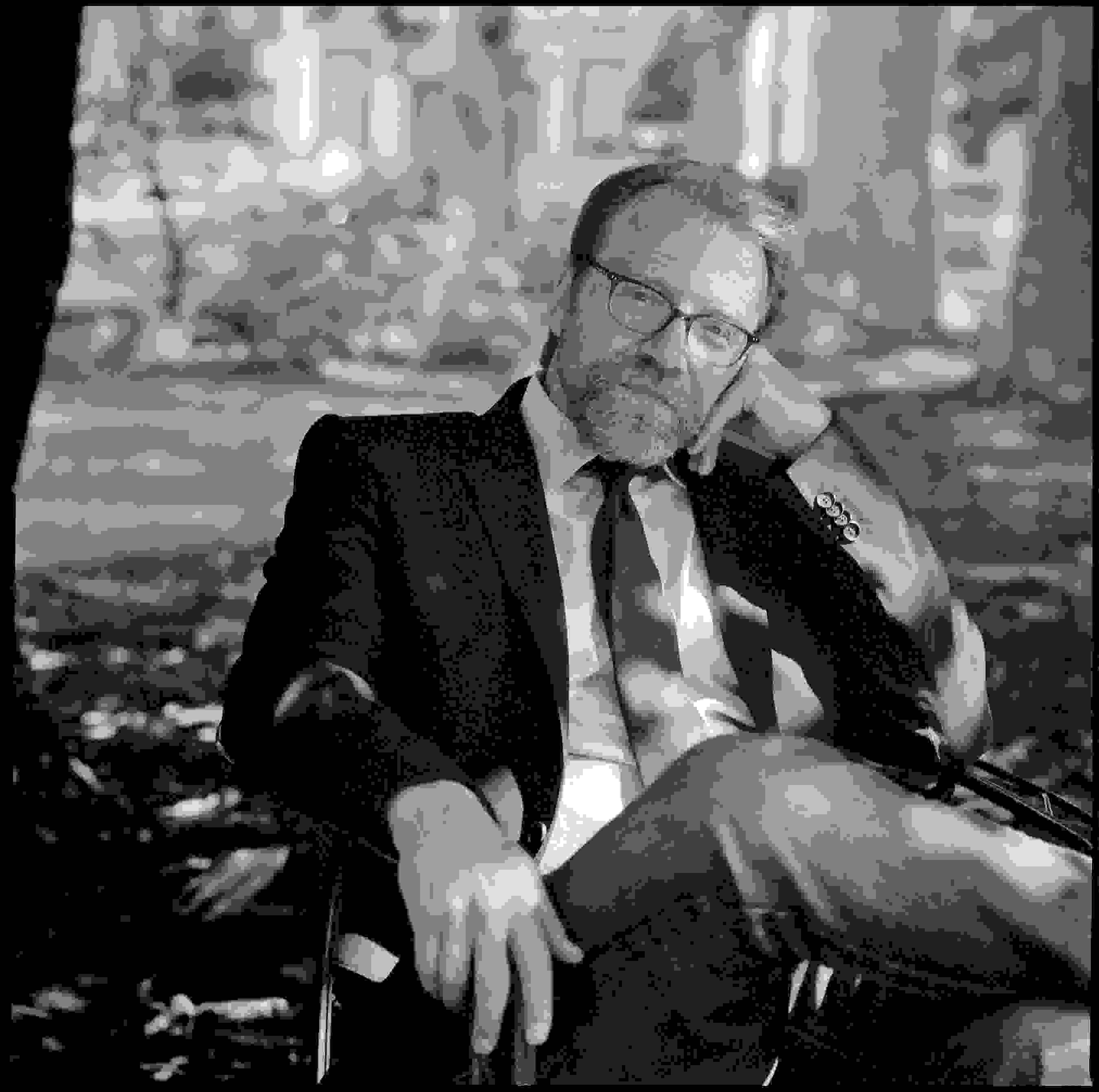 George Saunders in Conversation with Paul Holdengräber
