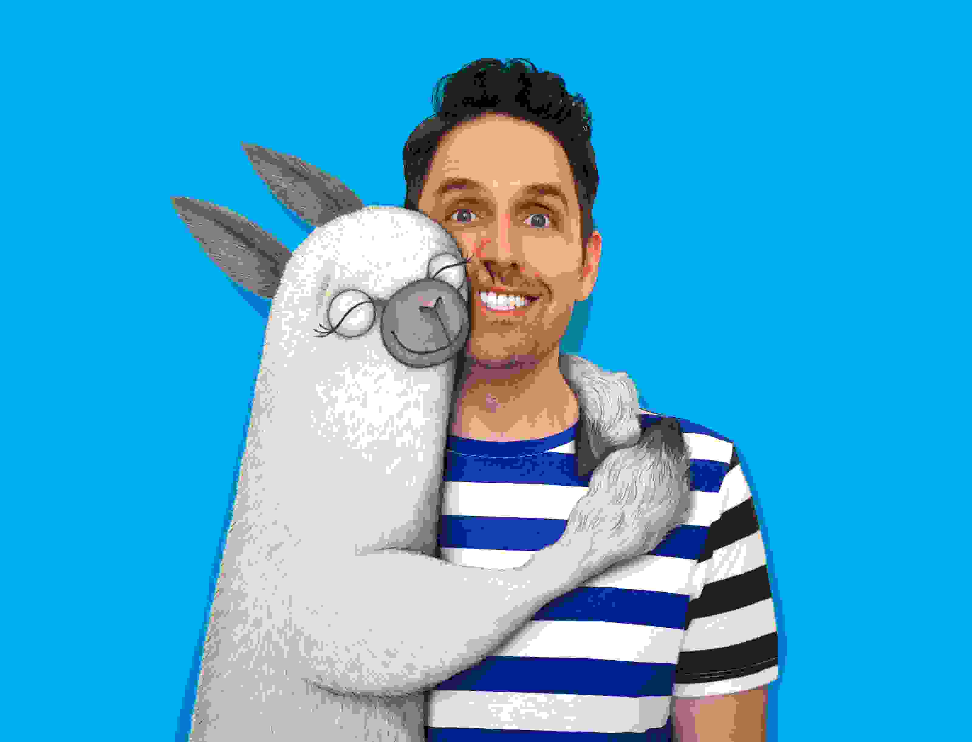 Macca the Alpaca with Matt Cosgrove