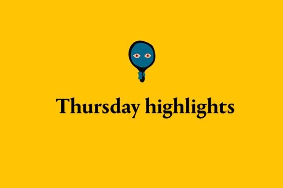 Best of the Fest: Daily Highlights for Thursday