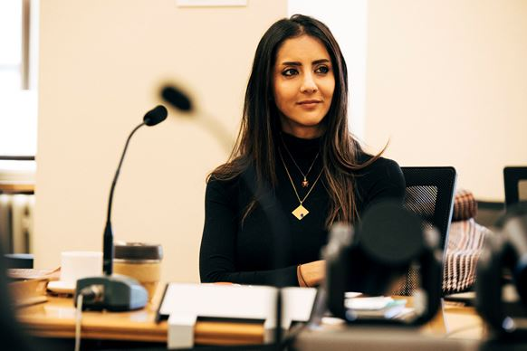 Golriz Ghahraman: Know Your Place