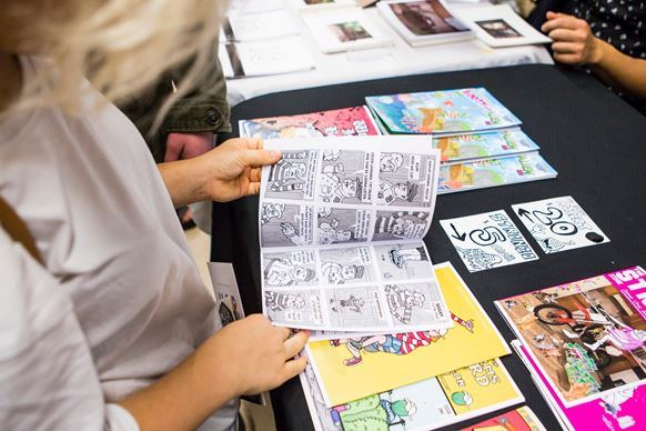 MCA Zine Fair 2020