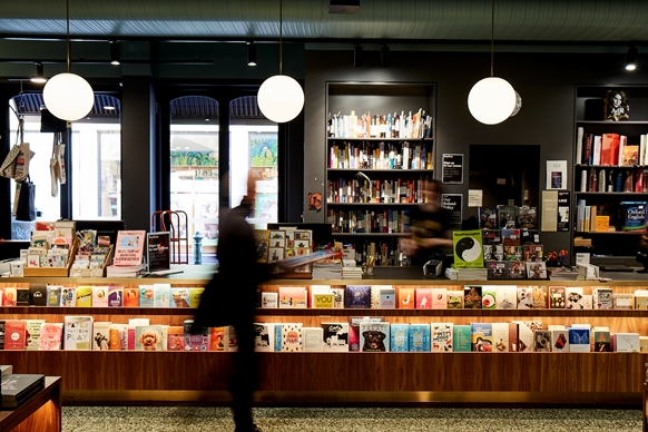 Shop Talk: Writers on Bookstores, Part 3