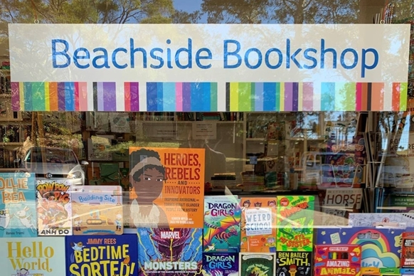 I'm In The Bookshop: Beachside Bookshop