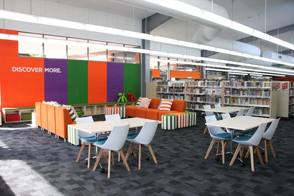 Meet Me At The Library: Bathurst Library