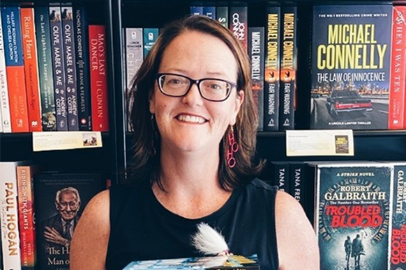 I'm In The Bookshop: MacLean's Booksellers